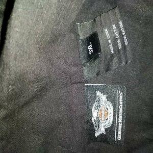 Harley-Davidson Shirts - Genuine motor clothes harley davidson